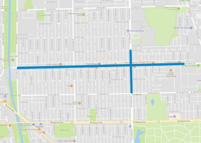 SSA43 - Map