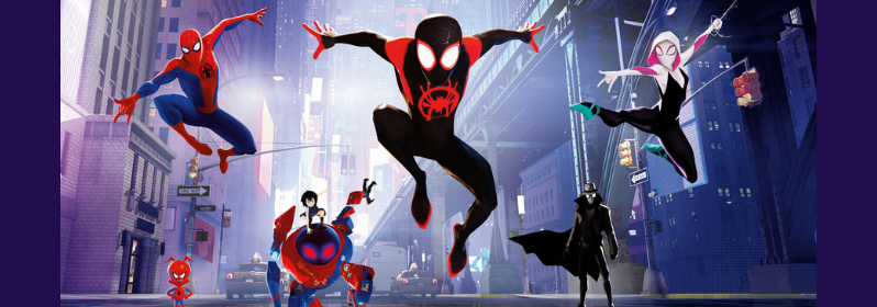 CANCELLED – Spiderman: Into the Spider-Verse