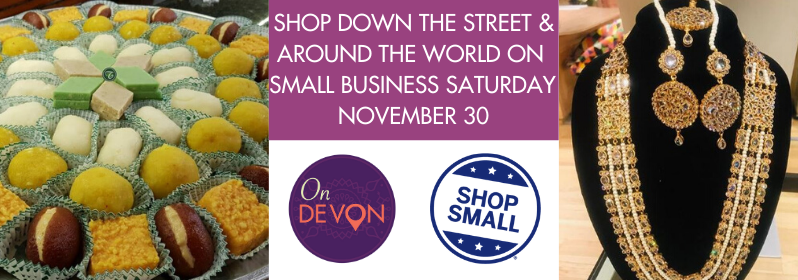 Small Business Saturday On Devon