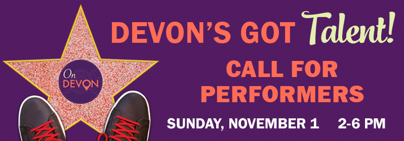 CANCELED – Devon's Got Talent Call for Performers